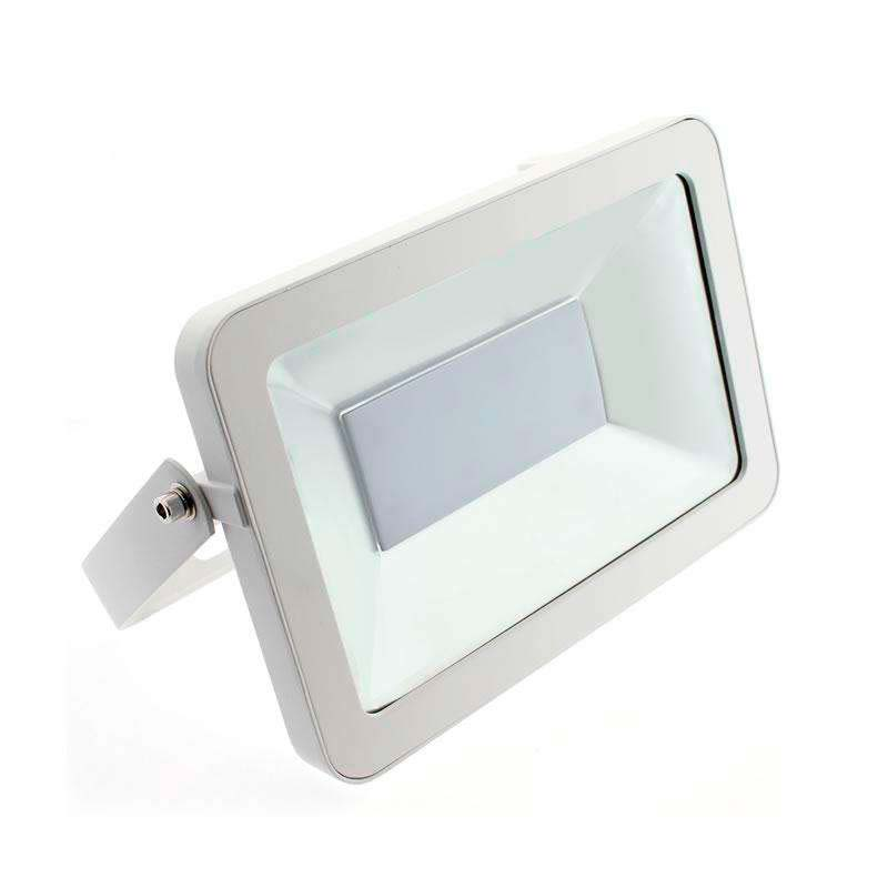 Proyector Led Tablet, chip led Osram, 50W, Blanco cálido